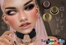 3 Rings Septum Group Gift by Boutique #187# - Teleport Hub - teleporthub.com