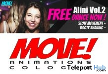 Alini 32 Dance Gift by MOVE! Animations Cologne - Teleport Hub - teleporthub.com