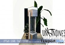 Uptown Square Tower Fountain L'HOMME Magazine Anniversary Group Gift by unKindness - Teleport Hub - teleporthub.com