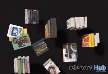 Paperbacks Book Collections August 2017 Subscriber Gift by BALACLAVA - Teleport Hub - teleporthub.com