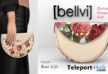 Rose Life Clutch Group Gift by [bellvi] - Teleport Hub - teleporthub.com