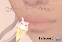 Tiny Ice Cream Bunny Gift by BananaN - Teleport Hub - teleporthub.com