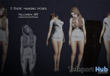 Wearable Cross & Rope Halloween 2017 Gift by June Trenkins - Teleport Hub - teleporthub.com