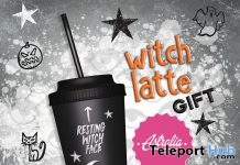 Witch Latte September 2017 Subscriber Gift by Astralia - Teleport Hub - teleporthub.com