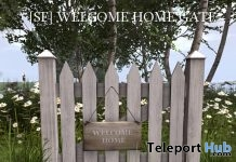 Welcome Home Gate Group Gift by Shutter Field - Teleport Hub - teleporthub.com