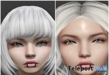 Straighty & Ferrida Hair Group Gift by NYNE - Teleport Hub - teleporthub.com