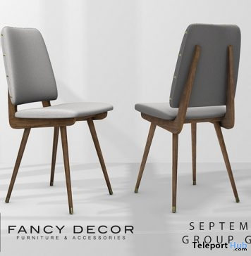 Swaen Dining Chair Group Gift by Fancy Decor - Teleport Hub - teleporthub.com