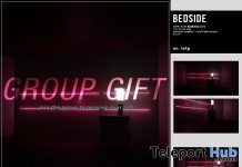 Bedside Scene November 2017 Group Gift by %anxiety - Teleport Hub - teleporthub.com