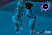 Friends or Enemies Pose Group Gift by BIBI - Teleport Hub - teleporthub.com