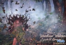 Woodland Watcher Leaves & Sparkles Wearable Accessories Group Gift by DISORDERLY - Teleport Hub - teleporthub.com