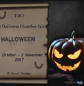 The Darkness Chamber Fair - Teleport Hub - teleporthub.com