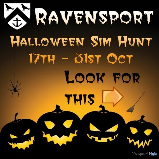 Ravensport Halloween Hunt - Teleport Hub - teleporthub.com