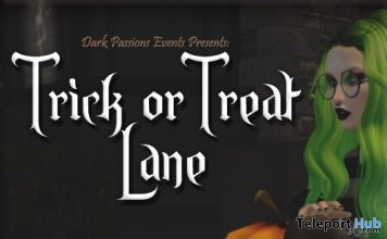 Trick or Treat Lane - Teleport Hub - teleporthub.com