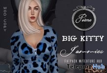 Big Kitty Jammies Fatpack Group Gift by {Poeme} - Teleport Hub - teleporthub.com