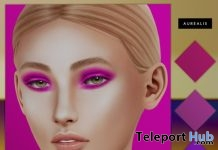 Edgytorial Eyeshadows Cosmetic Fair October 2017 Gift by Aurealis - Teleport Hub - teleporthub.com