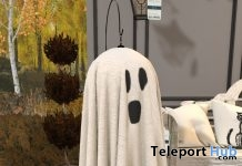 Sheet Ghost Gift by Apple Fall - Teleport Hub - teleporthub.com