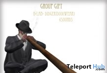 Didgeridoo Group Gift by D-LAB - Teleport Hub - teleporthub.com