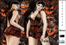 Halloween Dress Group Gift by *Arcane Spellcaster* Ak-Creations - Teleport Hub - teleporthub.com