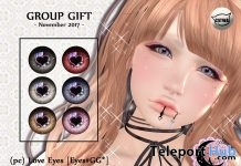 Love Eyes November 2017 Group Gift by petit chambre - Teleport Hub - teleporthub.com