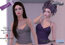 Anita Top & Necklace November 2017 Group Gift by [WellMade] - Teleport Hub - teleporthub.com