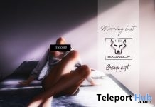 Morning Lust Pose November 2017 Group Gift by Badwolf Poses - Teleport Hub - teleporthub.com