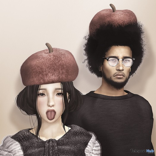 Apple Beret Gift by ASO! - Teleport Hub - teleporthub.com