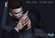 Your Sigh Couple Pose November 2017 Gift by The Owl - Teleport Hub - teleporthub.com