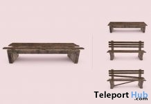 Urbano Benches Group Gift by Mulloy - Teleport Hub - teleporthub.com