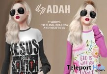 Adah Sweater November 2017 Gift by Legendaire - Teleport Hub - teleporthub.com