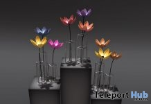 Metal Flowers Gift by ChiC Buildings - Teleport Hub - teleporthub.com