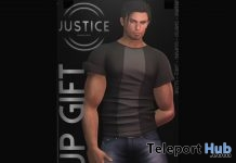 Steve Shirt November 2017 Group Gift by JUSTICE - Teleport Hub - teleporthub.com