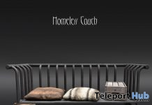 Homeless Couch 20% Off Promo by ChiC Buildings - Teleport Hub - teleporthub.com