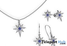 North Star Collection Jewelry Set Christmas 2017 Group Gift by Cae - Teleport Hub - teleporthub.com