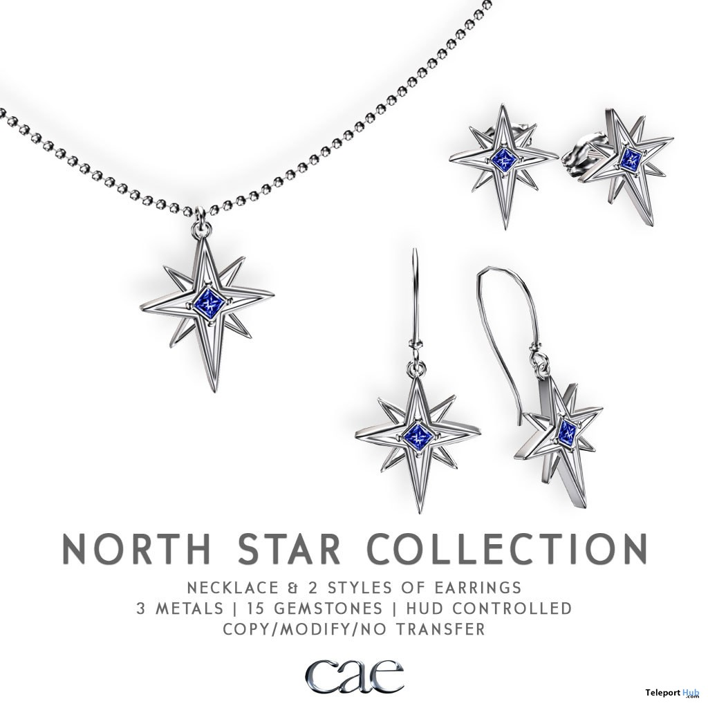North Star Collection Jewelry Set Christmas 2017 Group Gift by Cae ...