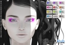 Hope Eye Makeup Shop & Hop Sale December 2017 Gift by Zibska - Teleport Hub - teleporthub.com