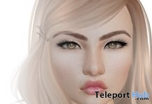 Aubree Skin With Mesh Head & Body Appliers January 2018 Group Gift by Deluxe Body Factory - Teleport Hub - teleporthub.com