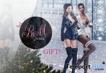 So Hot, So Cold Dual Pose 1L Promo Gift by RM Poses - Teleport Hub - teleporthub.com