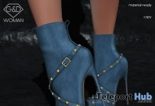 Ankle Boots Gianna December 2017 Group Gift by G&D The Italian Style - Teleport Hub - teleporthub.com