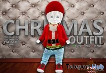 Christmas Outfit For ToddleeDoo Body Group Gift by Brigadeiro - Teleport Hub - teleporthub.com