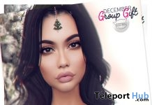 Skin Fatpack All Tones For Catwa Heads December 2017 Group Gift by PUMEC - Teleport Hub - teleporthub.com