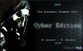 The Darkness Chamber Fair Cyber Edition - Teleport Hub - teleporthub.com