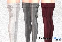 Reigndeer Slippers And Socks Fatpack 12 Days of Reignmas 2017 Day 2 Group Gift by REIGN - Teleport Hub - teleporthub.com