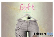 Rossi Skinny Jeans Silver Teleport Hub Group Gift by ALTER - Teleport Hub - teleporthub.com