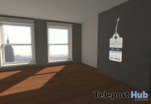 New York Studio Apartment Skybox Gift by Apple Fall - Teleport Hub - teleporthub.com
