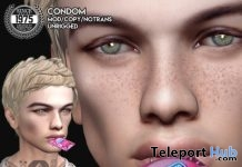 Wearable Condom December 2017 Group Gift by [Since 1975] - Teleport Hub - teleporthub.com