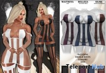 Ellienne Outfit & Boots 99L Promo by Le'La Design - Teleport Hub - teleporthub.com