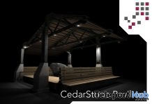 CedarStone Pavillion Shop & Hop Sale December 2017 Gift by Dynamic Evolution Studios - Teleport Hub - teleporthub.com