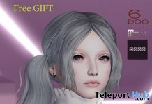 Shape for (dot)xxx Rose Skin Gift by Cafe Cinderella - Teleport Hub - teleporthub.com