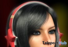 Favorite Star Headset January 2018 Group Gift by Enchante' - Teleport Hub - teleporthub.com