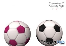Jenna Soccer Balls January 2018 Group Gift by Serenity Style - Teleport Hub - teleporthub.com